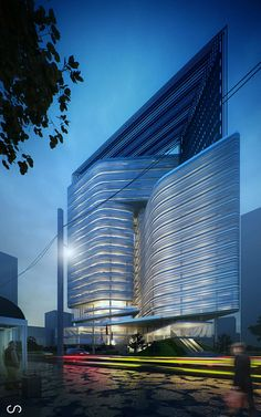 LKPP Tower, Jakarta / Office / Aboday Architect Ind / Proposed