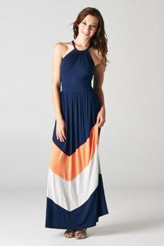 """""""For Your Stylish Life"""" Maxi Dress"""