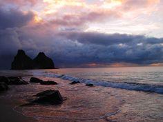 Romantic Sunset by danpr Fernando de Noronha, Brasil