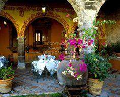 Hotel Sierra Nevada  San Miguel De Allende, Mexico