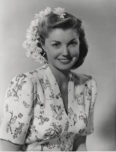 Esther Williams 1940s actress and swimmer by mandy