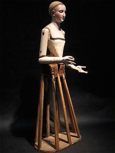 Artsy Fartsy: Santos Cage Doll W.I.P... tutorial for cage doll