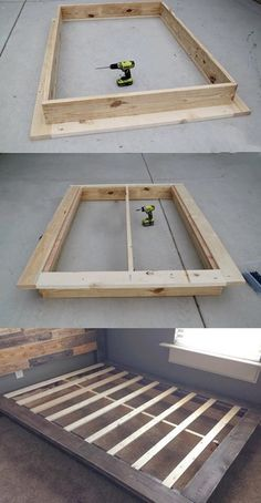 How to make the frame