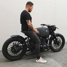 BMW cafe racer //