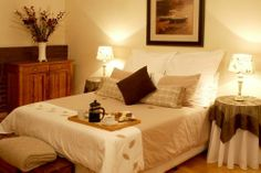 Sacred Mountain B or Self-Catering, Noorhoek. A lovely country house feel.