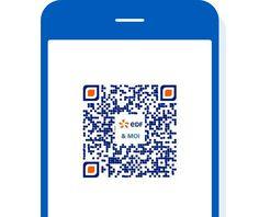 QR code pour télécharger l'appli EDF&MOI