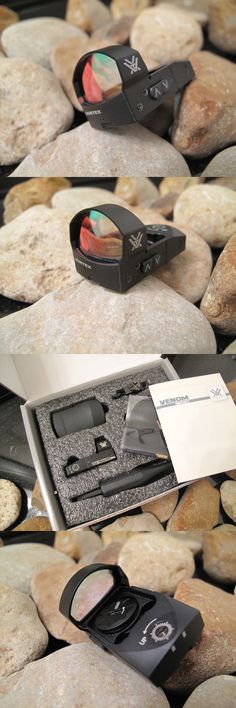Red Dot and Laser Scopes 66827: Vortex Venom Red Dot Sight 3 Moa Dot With Picatinny Mount Free Goodie! -> BUY IT NOW ONLY: $223 on eBay!