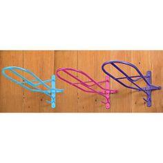 Saddle Rack in Fun Colors (9.99)