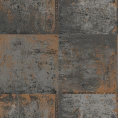 Patina Copper wallpaper by Albany