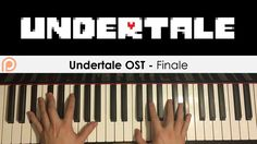 Undertale OST: 080 - Finale (Piano Cover) | Patreon Dedication #141