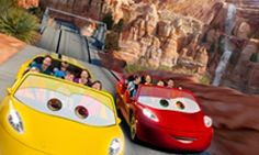 Cars Land going to have to be a must for the Sharps!