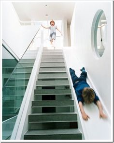 Great stairs for kids