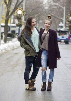Stylish Duos in Toronto / Photo by Max Kopanygin