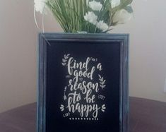 FineDesignbyOla on Etsy Hand Painted Signs, Etsy Seller, Creative, Painting, Painting Art, Paintings, Paint, Draw