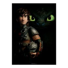Dreamworks How to Train Your Dragon 2 - Hiccup & Toothless Poster Print x Dragon 2, Dragon Rider, Dragon Party, Astrid Hiccup, Hiccup And Toothless, Hiccup Dragon, Toothless Dragon, How To Train Dragon, Disney Films