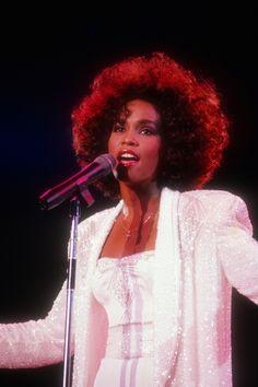 Whitney Houston - 1987