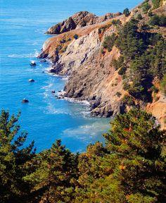 ✮ Golden Gate National Recreation Area, San Francisco Bay, California