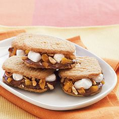 57Go-To Recipes for College Students | Hazelnut-Sugar Cookie S