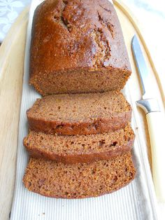 Culinary Couture: Cinnamon and Spice Sweet Potato Bread