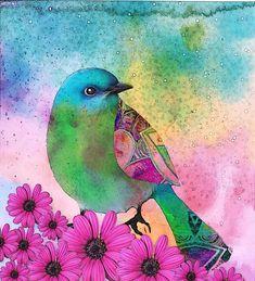 Mystical Garden by Robin Mead