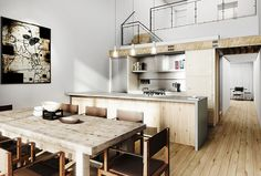10 must-see Industrial Kitchens!