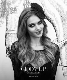 Peek-a-boo. Giddy up collection by Sereni & Shentel.