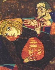 Egon Schiele A family of 3 More Pins Like This At FOSTERGINGER @ Pinterest