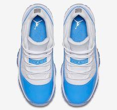 huge selection of e148b 50d52 air jordan 11 low university blue (6) Air Jordan 11s, Nike Air Jordan