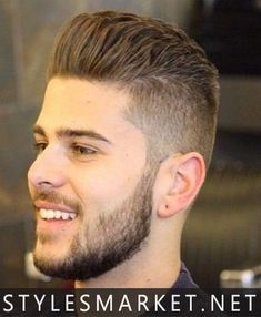 Redefined Ivy League Haircut