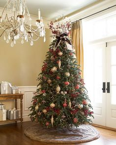 Always appreciated for its sturdy branches and attractive grey-green color, the Noble Fir is one of America's most popular Christmas tree styles.