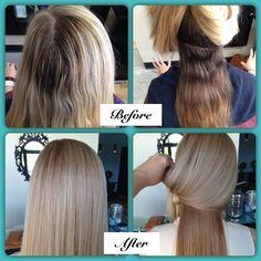 #demaj #demajsalon #eriesalon #coloradosalon #hair #wellahair #blonde #illumina #healthyhair #longhair #transformation #perfectblonde #beautifulhair