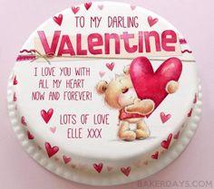 To my darling Valentine...enjoy!