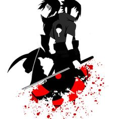 Sasuke and Itachi Uchiha Grunge Sharingan ( naruto ) Available as Cards, Prints, Posters, T-Shirts & Hoodies, Kids Clothes, Stickers, iPhone & iPod Cases, and iPad Cases and Samsung Case