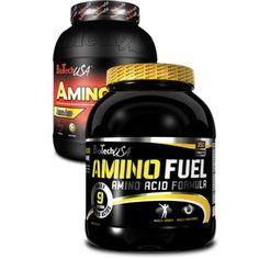 Biotech usa amino fuel 650 таблетки аминокиселини за мускулен растеж