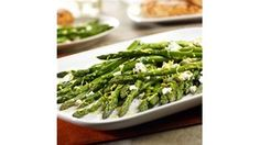 After you try this recipe, it will be difficult to make asparagus any other way. You'll see how roasting the asparagus brings out exquisite flavors that are enhanced by just the right amount of goat cheese and lemon.