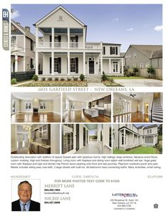 EJ Maysonave is the agent for this great listing featured in our ...