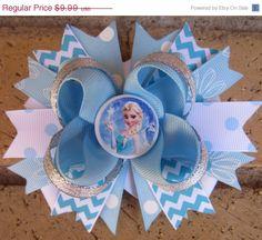 SALE Disney Frozen Princess Elsa Inspired by AddisonsBowtique