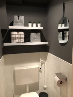 Small Bathroom Inspiration, Hall And Living Room, Student Home, I Love House, Toilet Room, Bathroom Toilets, Industrial House, Basement House, Home Decor Bedroom
