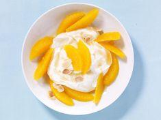 Eiweiß-Frühstück: Orangenquark