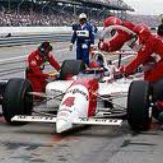 Emerson 1993 Indy 500. Actually a relative