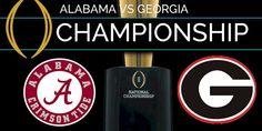 College Football Championship 2018: Alabama vs Georgia