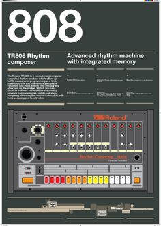 808: the machine that spawned a billion beats.
