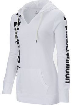 Under Armour Women's Favorite Fleece Pullover Hoodie Sporty Outfits, Athletic Outfits, Cute Outfits, Fashion Outfits, Under Armour Femme, Under Armour Women, Under Armour Outfits, Workout Attire, Courses