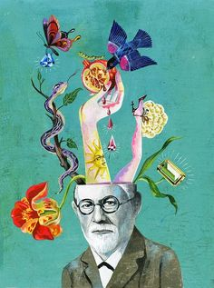 """""""The interpretation of dreams is the royal road to a knowledge of the unconscious activities of the mind."""" ― Sigmund Freud"""