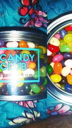 These Candy Club Jelly Beans are the best! : Instagram.com/ailathara