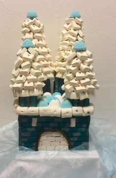 Castillo de nieve