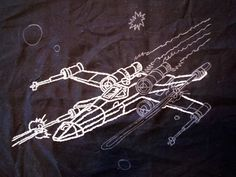 Star Wars Embroidered Quilt! *image heavy... - NEEDLEWORK
