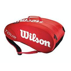 Tour Red 9 Pack, Wilson