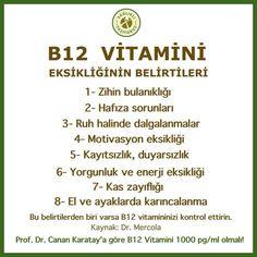 B 12 vitamini