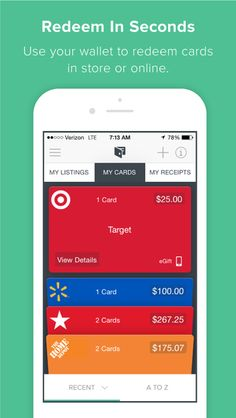 wallet card app - Google Search